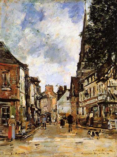 42297 Eugene Boudin Paintings oil paintings for sale