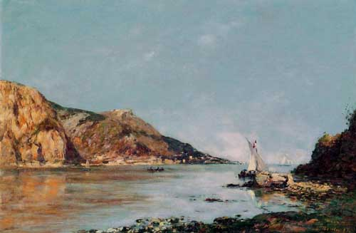 42303 Eugene Boudin Paintings oil paintings for sale