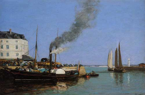 42304 Eugene Boudin Paintings oil paintings for sale