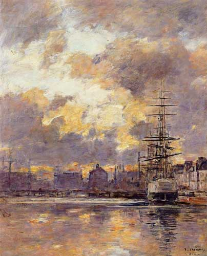 42319 Eugene Boudin Paintings oil paintings for sale
