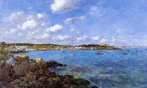 42332 Eugene Boudin Paintings oil paintings for sale