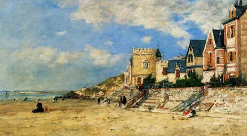 42345 Eugene Boudin Paintings oil paintings for sale