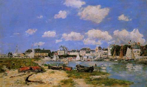 42347 Eugene Boudin Paintings oil paintings for sale