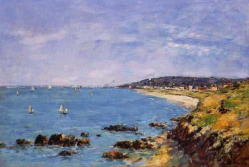 42351 Eugene Boudin Paintings oil paintings for sale