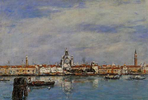 42355 Eugene Boudin Paintings oil paintings for sale