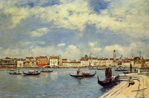 42357 Eugene Boudin Paintings oil paintings for sale