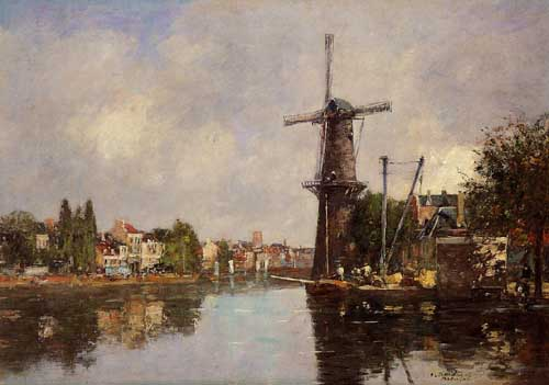 42359 Eugene Boudin Paintings oil paintings for sale