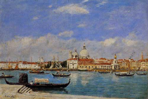42360 Eugene Boudin Paintings oil paintings for sale