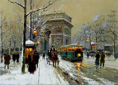 42383 Edouard Leon Cortes Paintings oil paintings for sale