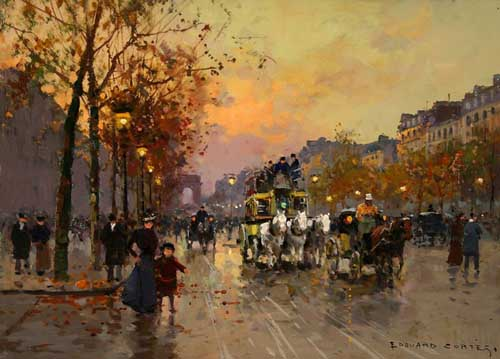 42384 Edouard Leon Cortes Paintings oil paintings for sale
