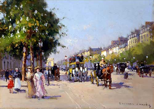 42385 Edouard Leon Cortes Paintings oil paintings for sale