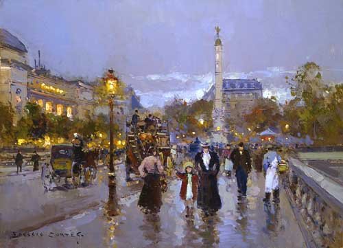 42386 Edouard Leon Cortes Paintings oil paintings for sale