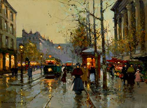 42387 Edouard Leon Cortes Paintings oil paintings for sale