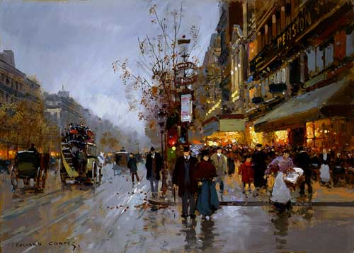 42390 Edouard Leon Cortes Paintings oil paintings for sale