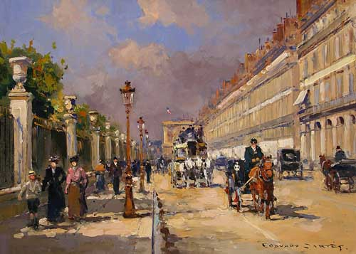 42393 Edouard Leon Cortes Paintings oil paintings for sale