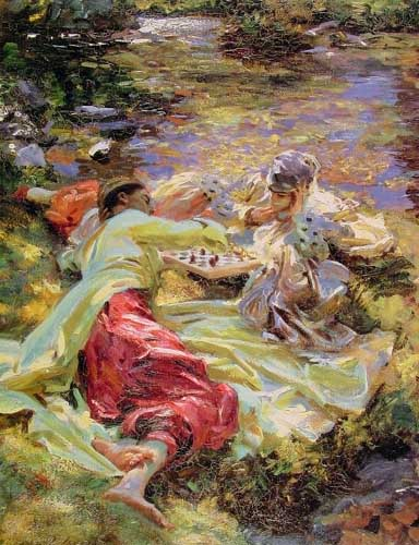 45032 John Singer Sargent Paintings oil paintings for sale
