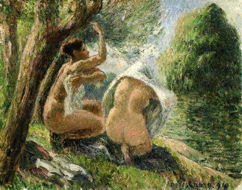 45100 Camille Pissarro Paintings oil paintings for sale