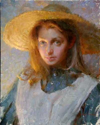 45105 Morgan Weistling Paintings oil paintings for sale