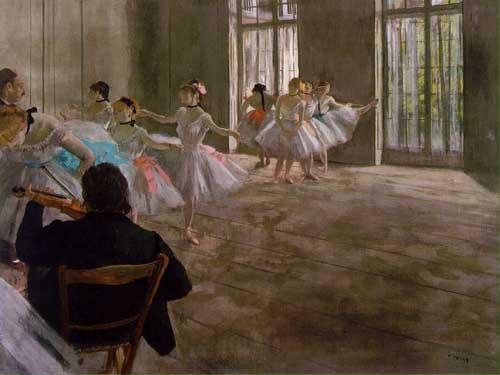 45125 Edgar degas paintings oil paintings for sale