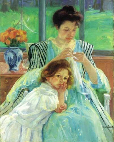 45147 Mary Cassatt Paintings oil paintings for sale