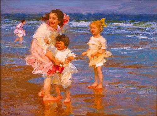 45155 Children oil paintings oil paintings for sale