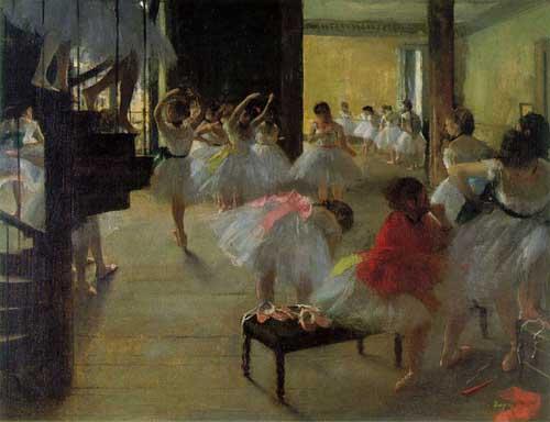 45158 Edgar degas paintings oil paintings for sale