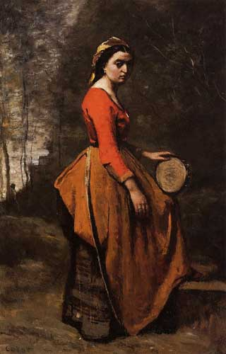 45195 Jean Baptiste Camille Corot Paintings oil paintings for sale