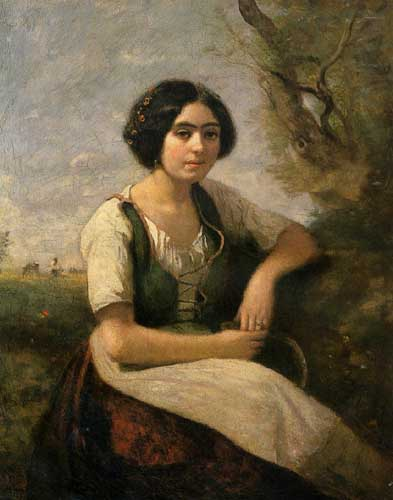 45196 Jean Baptiste Camille Corot Paintings oil paintings for sale