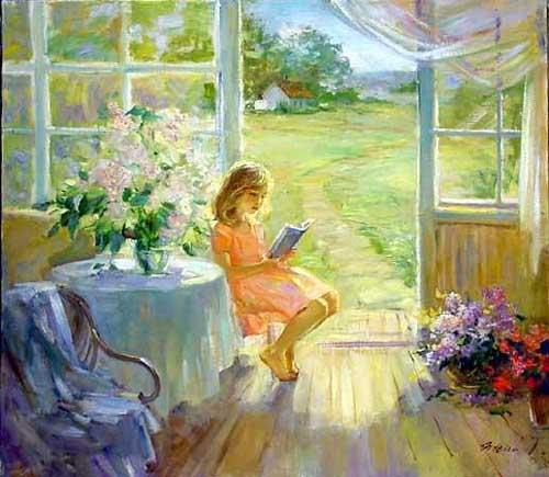 45248 Children oil paintings oil paintings for sale