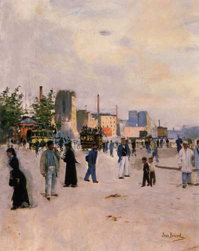 45370 Jean Beraud Paintings oil paintings for sale