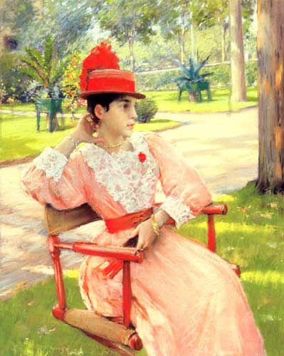 45385 William Merritt Chase Paintings oil paintings for sale