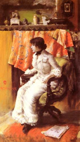 45386 William Merritt Chase Paintings oil paintings for sale