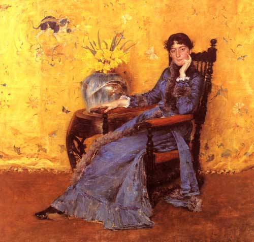 45387 William Merritt Chase Paintings oil paintings for sale