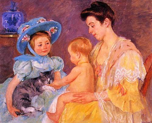 45389 Mary Cassatt Paintings oil paintings for sale