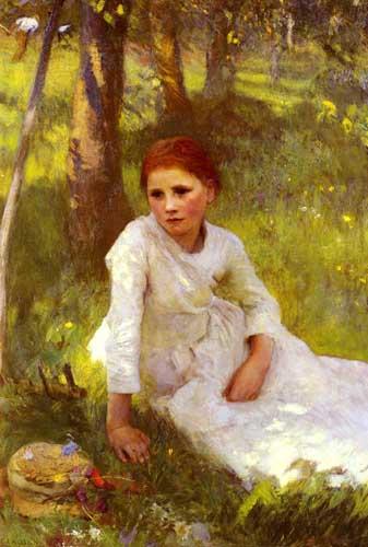 45391 Children oil paintings oil paintings for sale