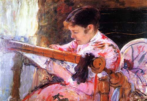 45402 Mary Cassatt Paintings oil paintings for sale