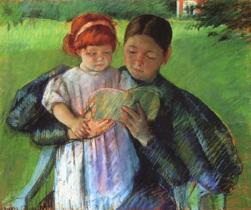 45406 Mary Cassatt Paintings oil paintings for sale