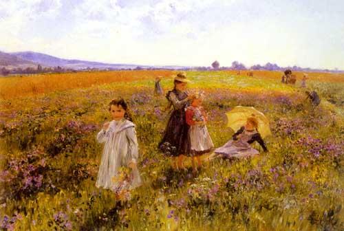 45420 Children oil paintings oil paintings for sale