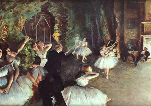 45451 Edgar degas paintings oil paintings for sale
