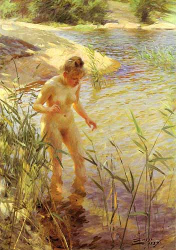 45526 Anders Zorn Paintings oil paintings for sale