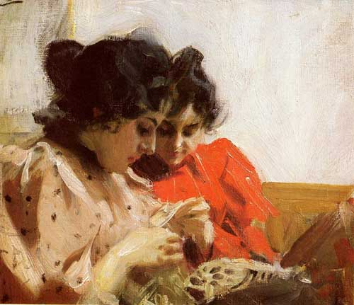 45527 Anders Zorn Paintings oil paintings for sale