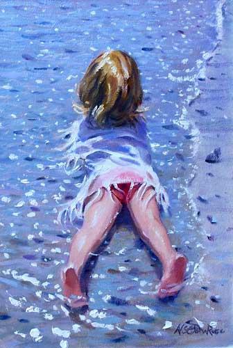45537 Children oil paintings oil paintings for sale