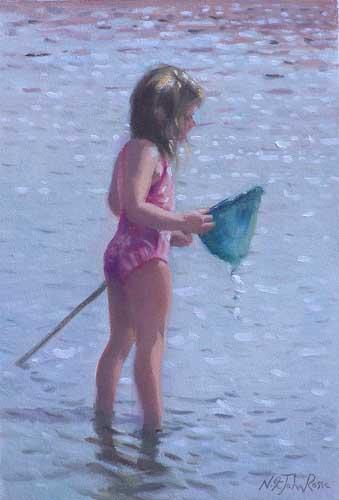45538 Children oil paintings oil paintings for sale