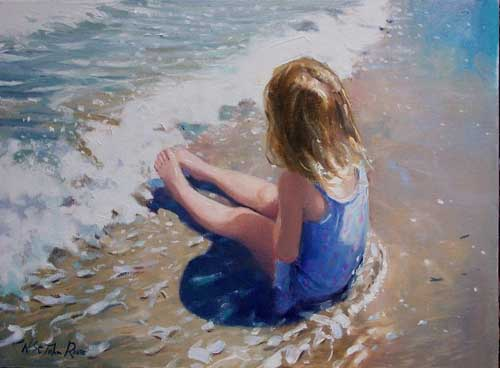 45541 Children oil paintings oil paintings for sale