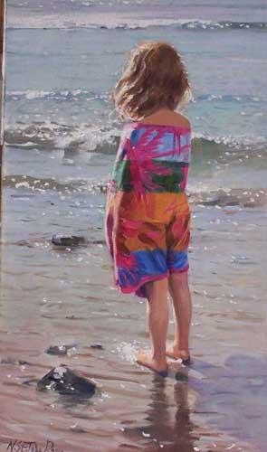 45542 Children oil paintings oil paintings for sale