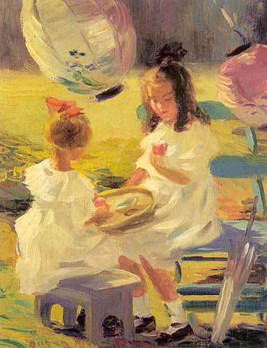 45545 Children oil paintings oil paintings for sale