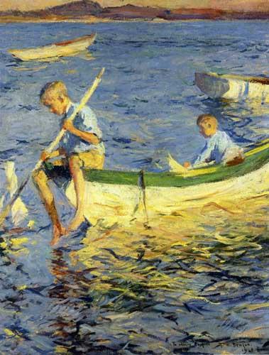 45573 Children oil paintings oil paintings for sale