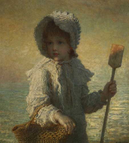 45596 Children oil paintings oil paintings for sale