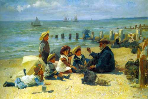 45624 Children oil paintings oil paintings for sale
