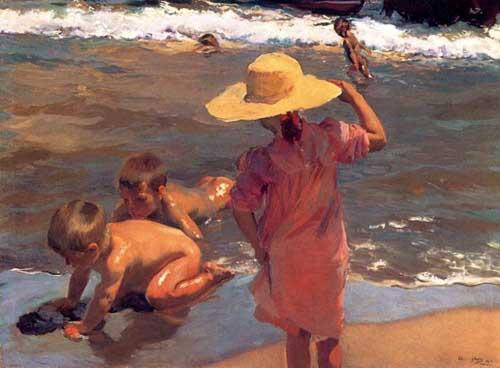 45627 Children oil paintings oil paintings for sale
